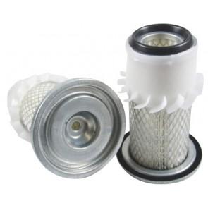 Filtre à air pour chargeur YANMAR V 1 moteur YANMAR 3 TNE 68