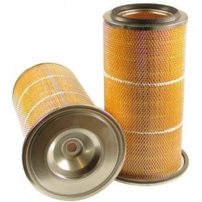 Filtre à air primaire pour chargeur KOMATSU WA 320 moteur KOMATSU