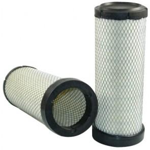 Filtre à air sécurité pour moissonneuse-batteuse CASE 2188 moteurCUMMINS  ->JJC0186899   6 CTA 830
