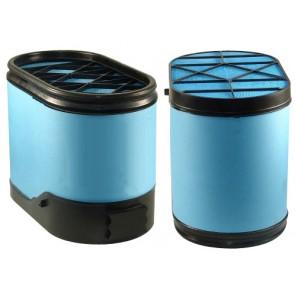 Filtre à air primaire pour chargeur CASE-POCLAIN 1121 F moteur CNH 2013-> TIER IV I F2CFE614B