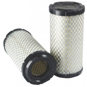 Filtre à air primaire pour tractopelle CASE-POCLAIN 590 ST moteur CNH 2012->