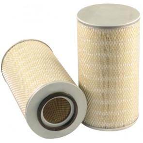 Filtre à air primaire pour moissonneuse-batteuse CASE 531 moteurIHC