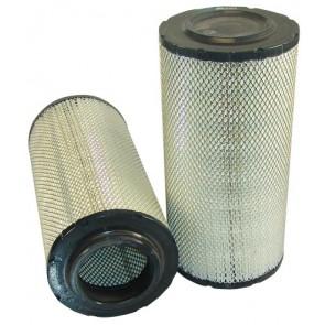 Filtre à air primaire pour télescopique OSTLER TL 50 moteur PERKINS 404D-22