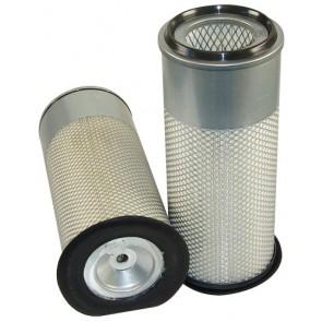 Filtre à air primaire pour télescopique AUDUREAU STARK 7620 moteur PERKINS