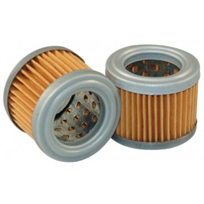 Filtre à gasoil pour tondeuse RANSOMES RIDER ROTARY 61 moteur MITSUBISHI K 3 D