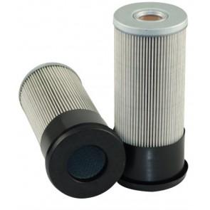 Filtre hydraulique pour tractopelle KOMATSU WB 97 R-5E0 moteur KOMATSU 2008-> F80003-> S A 4 104-3