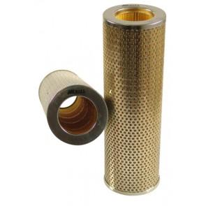 Filtre hydraulique pour chargeur AHLMANN AS 90 moteur DEUTZ 01.00-> BF 4 L 1011