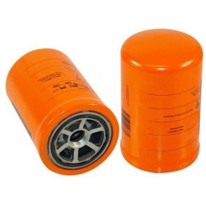 Filtre hydraulique de transmission pour chargeur CASE-POCLAIN 721 B moteur CUMMINS