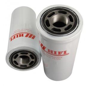 Filtre hydraulique pour tractopelle NEW HOLLAND LB 115 moteur