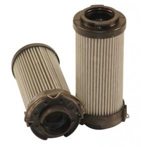 Filtre hydraulique pour tractopelle JCB 4 CT moteur PERKINS 409448->