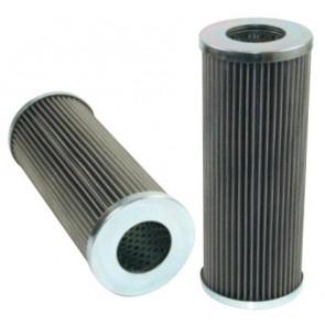 Filtre hydraulique pour télescopique THALER 48 T18 moteur YANMAR 4TNV88D