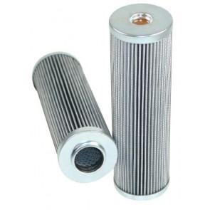 Filtre hydraulique de transmission pour télescopique SAMBRON T 30160 moteur