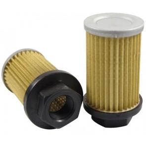 Filtre hydraulique pour télescopique JCB 525 moteur PERKINS 561011-> AA50261/AB50260