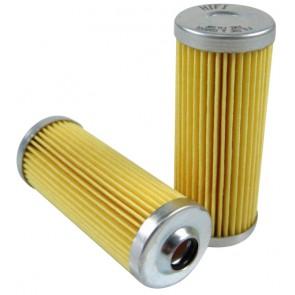 Filtre à gasoil pour tondeuse JOHN DEERE 2653 A moteur JOHN DEERE 080001-> 3008 D 002