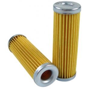 Filtre à gasoil pour tondeuse JACOBSEN LF 128 2/3 WHEELS moteur KUBOTA 28 CH D 1105 E