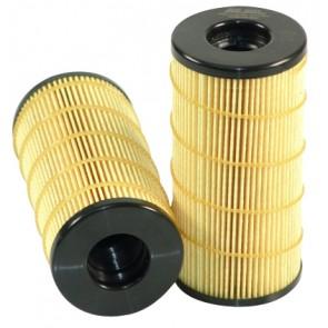 Filtre à gasoil pour télescopique MASSEY FERGUSON MF 9407 moteur PERKINS 2011-> 1104D-TA