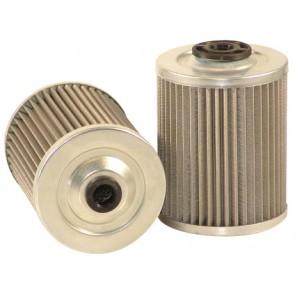 Filtre à gasoil pour chargeur AHLMANN AS 150 moteur DEUTZ 04.01-> BF 4 M 2012 EC