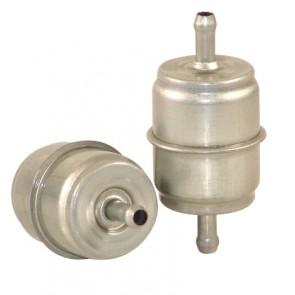 Filtre à gasoil pour tractopelle CASE-POCLAIN 580 SLE moteur CUMMINS ->2000