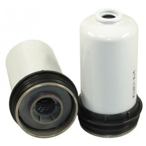 Filtre à gasoil pour tractopelle JCB 3 CX ECO moteur JCB 2013