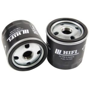 Filtre à gasoil pour chargeur LIEBHERR L 508 moteur DEUTZ 0501-> 372 BF 4 L 1011