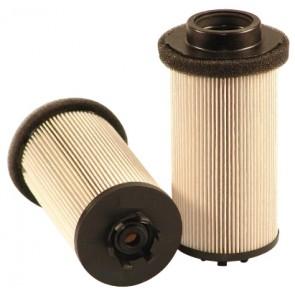 Filtre à gasoil ensileuse CLAAS JAGUAR 830 moteur MERCEDES 11.00-> 321 CH OM 457 LA