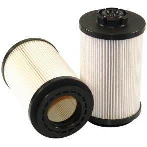 Filtre à gasoil pour moissonneuse-batteuse DEUTZ-FAHR 6095 HTS moteurDEUTZ 2012->