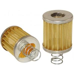 Filtre à gasoil pour tracteur SAME 110 SILVER moteur SLH 1997-> 110 CH 1000.6 WT