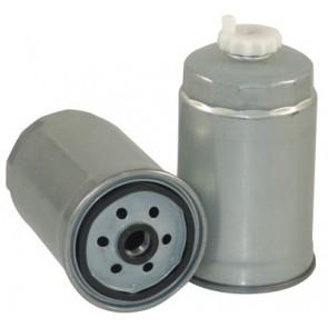 Filtre à gasoil pour tractopelle CASE-POCLAIN 580 SR 4 PT moteur CNH 2004->
