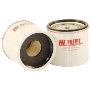 Filtre à gasoil pour chargeur ATLAS AR 60 moteur PERKINS HR 81486 U