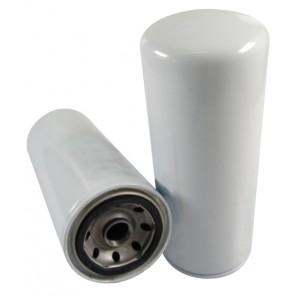 Filtre à huile pour chargeur TEREX TL 260 moteur CUMMINS 2010-> QSB 6.7