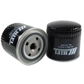 Filtre à huile pour tractopelle CASE-POCLAIN 580 G TURBO moteur