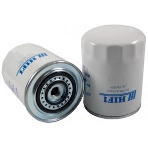 Filtre à huile pour chargeur FIAT HITACHI W 130 moteur FIAT IVECO 605101-> 8065.25.291