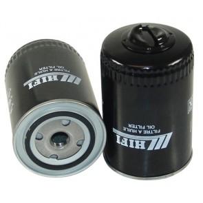 Filtre à huile pour tractopelle FIAT HITACHI FB 100.2 moteur NEW HOLLAND