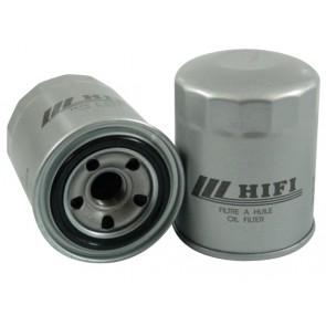 Filtre à huile pour tractopelle KOMATSU WB 97 S-2 moteur KOMATSU F10001->F10430