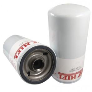Filtre à huile pour chargeur DRESSER 555 moteur CUMMINS