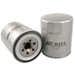 Filtre à huile pour tondeuse ETESIA HYDRO 124 D moteur LOMBARDINI LDW 1003