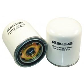Filtre dessiccateur de freinage pour tracteur CASE PUMA 160 CVX moteur CNH 2012-> 160 CH TIER VI FHDFE613AA