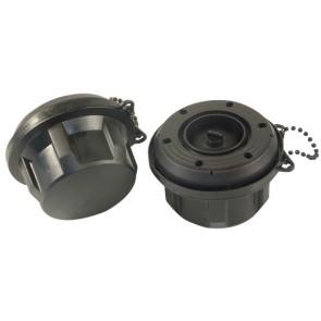 Filtre d'aération pour tractopelle VOLVO BL 71 moteur VOLVO 2003-> D4 D CBE1