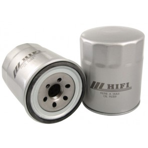 Filtre à huile pour chargeur GEHL KL 608 moteur ISUZU 58 CH 4 JB 1