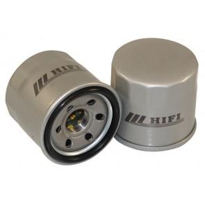 Filtre à huile pour chargeur MITSUBISHI WS 200 II moteur MITSUBISHI