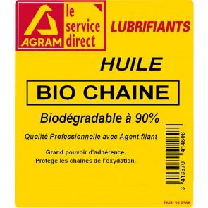 Huile tronçonneuse ISO 100 SP CHAINE BIO 220L