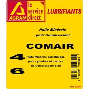 Lubrifiant COMP'AIR 46 pour compresseur - 60L