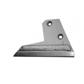 Aileron de contre-sep droite avec plaquettes carbure et rechargement marque Demblon - EA 0 - Diamètre 12.00mm