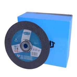 DISQUE TRONCONNER INOX+METAL (Paquet 25) 230x2,5x22,2