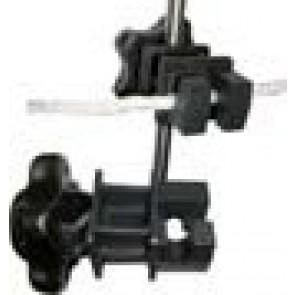 Isolateur pour corde sur piquets de 8 à 14mm (crebox de 20)