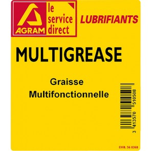 Graisse MULTIGREASE 25Kg