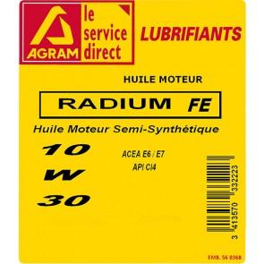 BIDON RADIUM 10W30 - 5 L