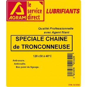 Huile tronçonneuse ISO 130 SP CHAINE 60L