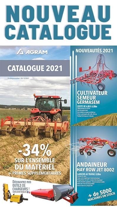 Nouveau catalogue septembre 2021