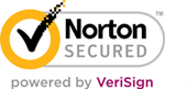 "Logo ""Norton secure, powered by Verisign"""